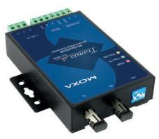 Модуль MOXA TCF-142-S-ST преобразователя RS-232/422/485 в одномодовое оптоволокно