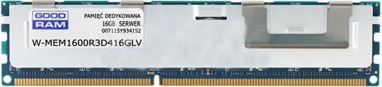 GoodRAM W-MEM1600R3D416GLV
