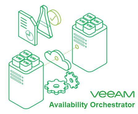Подписка (электронно) Veeam Availability Orchestrator 5 Years Subs. Upfront Billing Lic. Pro Sup (24/7).
