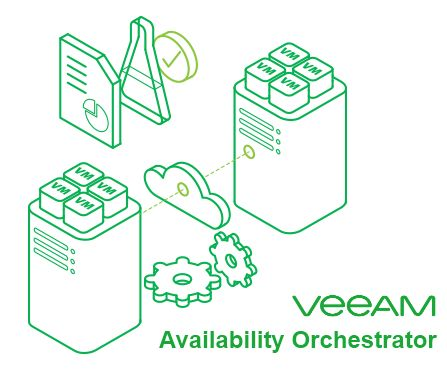 Veeam Availability Orchestrator 5 Years Subs Upfront Billing License & Production (24/7) Sup