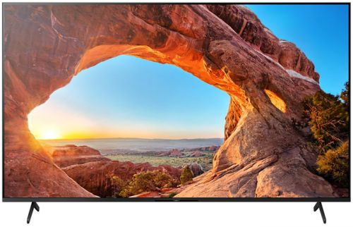 Телевизор Sony KD65X85TJCEP черный/Ultra HD/100Hz/DVB-T/DVB-T2/DVB-C/DVB-S/DVB-S2/USB/WiFi/Smart TV