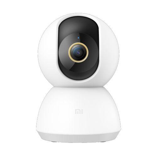 Фото - Видеокамера IP Xiaomi Home Security Camera 2K 360° BHR4457GL 2304x1296, F1.4, Wi-Fi 802.11b/g/n 2.4GHz, белая видеокамера ip xiaomi mi 360 home security camera 2k pro 1 4 мм белый