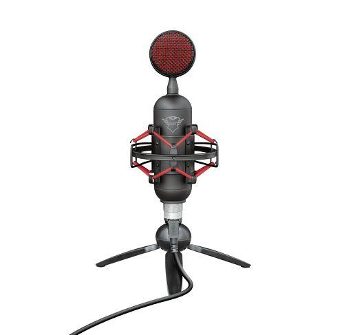 Микрофон Trust GXT 244 Buzz USB, streaming, PC/PS4/PS5, black