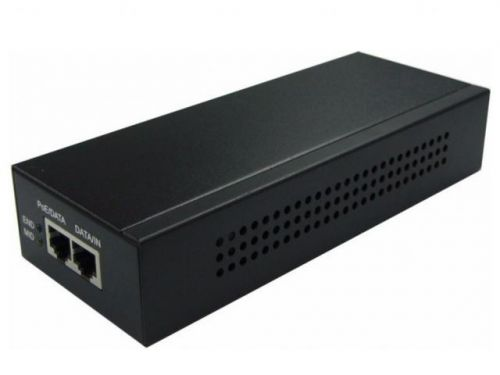 Инжектор HIKVISION 30Вт PoE LAS30-57CN-RJ45 1 RJ45 интерфейс 1000M