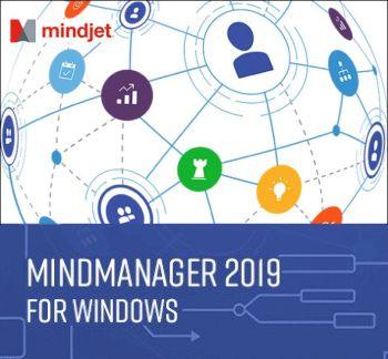 Corel Право на использование (электронный ключ) Corel Mindjet MindManager 2019 for Windows Single (ESDLCMM2019SUML)