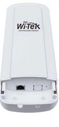 Wi-Fi мост Wi-Tek WI-CPE211 802.11b/g/n 2,4ГГц до 300Мбит/c, наружная