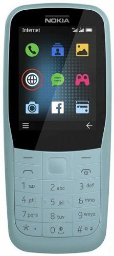 Мобильный телефон Nokia 220 DS 16QUEL01A08 blue