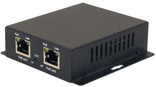 Коммутатор PoE OSNOVO SW-8030/D(90W) 3хRJ45, GE (10/100/1000 Base-T) BT PoE (до 90W), GE (10/100/1000 Base-T) PoE (до 30W); GE (10/100/1000 Base-T) Up
