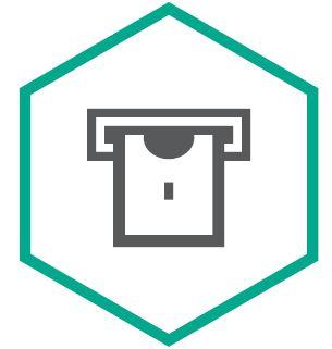 Kaspersky Security для банкоматов и точек мгновенной оплаты. 15-19 Node 1 year Base