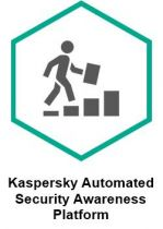 Kaspersky Automated Security Awareness Platform. 25-49 User 1 year Renewal