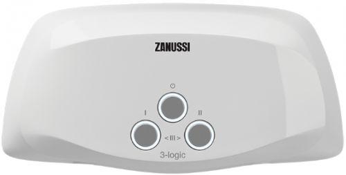 Водонагреватель проточный Zanussi 3-logic 5,5 S (душ)