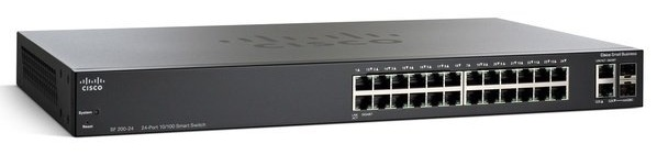 Cisco SB SF250-24-K9-EU