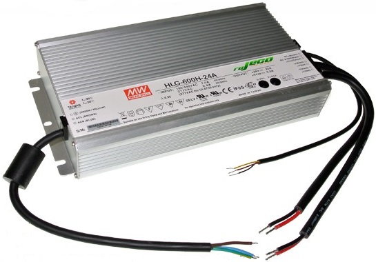 Mean Well HLG-600H-24A