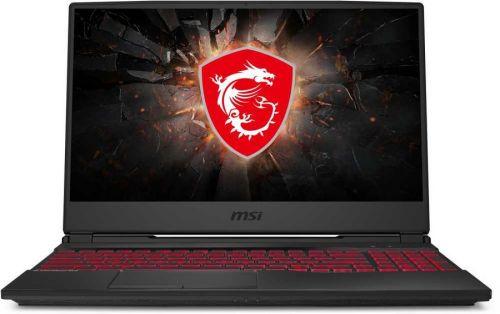 Фото - Ноутбук MSI GL65 Leopard 10SCSR-050RU 9S7-16U822-050 i5-10300H/8GB/512GB SSD/15.6'' FHD/GeForce GTX 1650 Ti 4GB/WiFi/BT/Cam/Win10Home/black ноутбук hp 17 cd1049ur 22q89ea i5 10300h 16gb 512gb ssd gtx1650 4gb 17 3 fhd ips bt cam free dos
