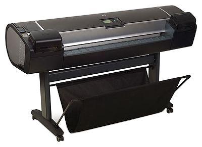 Hewlett-Packard Принтер HP Designjet Z5200 (CQ113A)