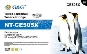 G&G NT-CE505X