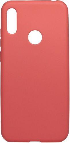 Чехол BoraSco Microfiber Case 37630 для Huawei Y6 (2019)/ Y6S/ Honor 8A/ 8A Pro красный недорого