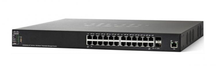 Cisco SB SG350XG-24T-K9-EU