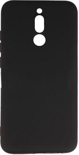 Фото - Чехол BoraSco Microfiber Case 37995 для Xiaomi Redmi 8 черный чехол borasco microfiber case для xiaomi redmi 9a черный