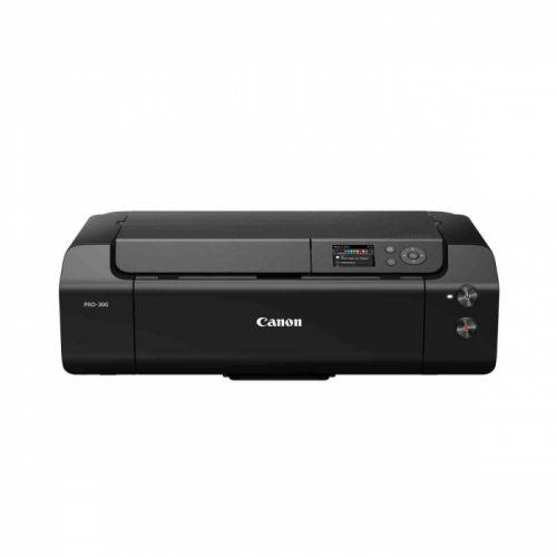 Принтер Canon imagePROGRAF PRO-300 4278C009 A3, 10 цветов, чернильницы 14.4 мл, WiFi, Ethernet, USB