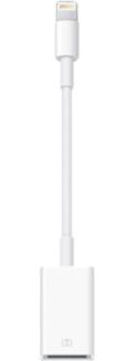 Адаптер Apple MD821ZM/A Lightning to USB Camera
