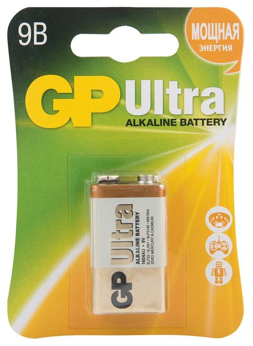 GP Ultra Alkaline 1604AU 6LR61