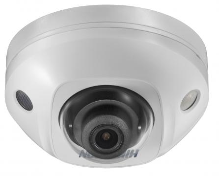 Фото - Видеокамера IP HIKVISION DS-2CD2543G0-IS (4mm) 4Мп, 1/3 CMOS; EXIR-подсветка 10м, 4мм; 78°; механический ИК-фильтр; 0.01лк F1.2; H.265/H.265+/H.264/H видеокамера ip hikvision ds 2cd2023g0 i 6mm 2мп 1 2 8 cmos exir подсветка 30м 6мм 54° механический ик фильтр 0 01лк f1 2 h 265 h 265 h 264
