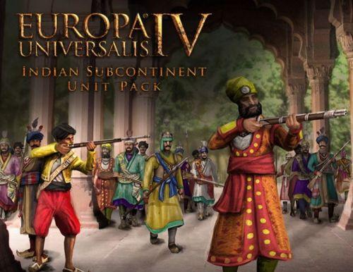 Право на использование (электронный ключ) Paradox Interactive Europa Universalis IV: Indian Subcontinent Unit Pack  - купить со скидкой