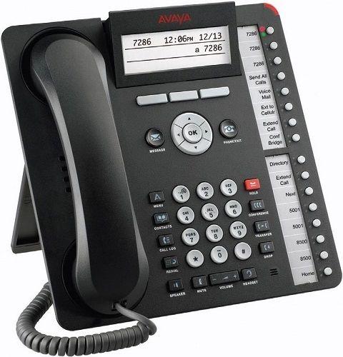 Avaya Проводной IP-телефон Avaya 700510908