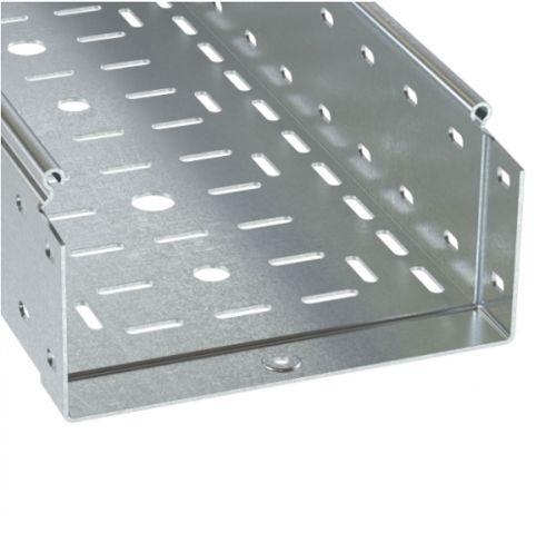 Лоток листовой перфорированный DKC 3534310 200х100 L3000 толщ.1,0 мм,