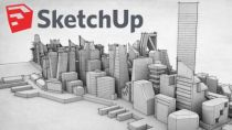Trimble SketchUp Pro, лиц. на 1 год, комм.