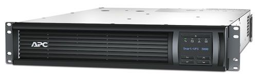 Источник бесперебойного питания APC SMT3000RMI2U 3000VA/2700W, RM 2U, Line-Interactive, LCD, Out: 220-240V 8xC13 (4-Switched) 1xC19, SmartSlot, USB, C источник бесперебойного питания powercom kin 1500ap lcd king pro rm line interactive 1500va 1200w rack mount 2u iec serial usb smartslot lcd b