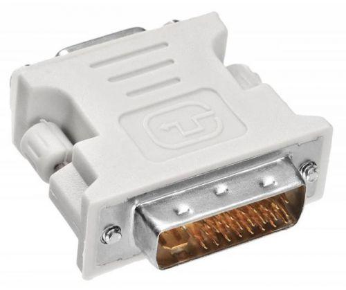 Фото - Переходник DVI-I-VGA Buro 817238 переходник uniel lh14 gu10l переходник