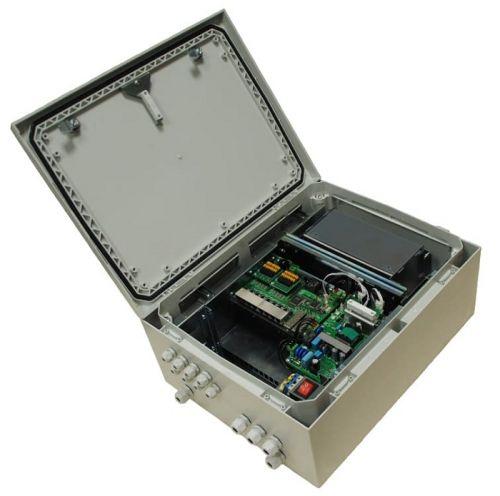 Коммутатор TFortis PSW-2G8F+UPS-Box для подключения 8 камер