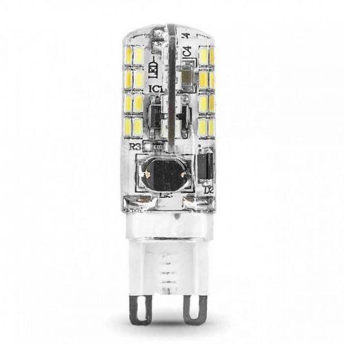 Лампа светодиодная Gauss 107309103 LED G9 AC185-265V 3W 2700K диммируемая светодиодная фитолампа espada fito led e14 3w 85 265v