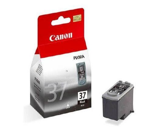 Картридж Canon PG-37 2145B005 для PIXMA MP140/MP210/MP220/MX300/MX310/iP1800/iP2500/2600 чёрный