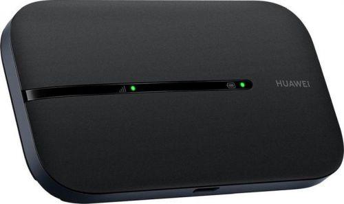 Фото - Модем Huawei E5576-320 51071RWX 2G/3G/4G, USB, Wi-Fi, Firewall +Router, внешний, черный модем