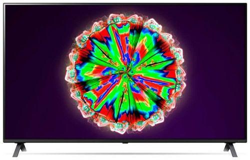 Телевизор LG 65NANO806NA черный/NanoCell 4K/Smart TV/HDMI/LAN/Bluetooth/USB/Wi-Fi