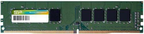 Фото - Модуль памяти DDR4 8GB Silicon Power SP008GBLFU240B02 PC4-19200 2400MHz CL17 288pin 1.2V RTL модуль памяти hynix ddr4 dimm 2400mhz pc4 19200 cl15 8gb hma81gu6afr8n uhn0