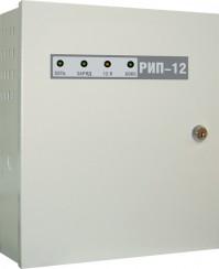 Источник питания Болид РИП-12 исп.15 (РИП-12-3/17 М1-Р) вторичный резервированный, U-вых.12В, I-вых.3А (ном), под АКБ 12В/17Ач, IP30