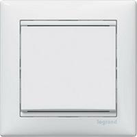 Рамка Legrand 774451 Valena 1 пост, IP20, (белая)