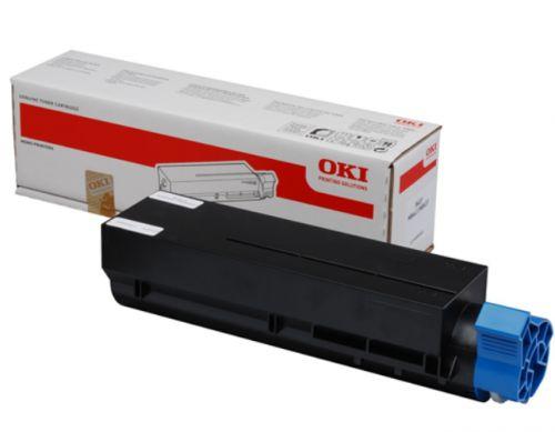 Картридж OKI 44992403 Черный тонер-картридж для OKI B401/MB441/451, 1500 страниц А4