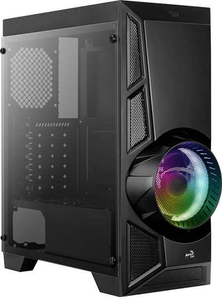 AeroCool AeroEngine RGB Tempered Glass