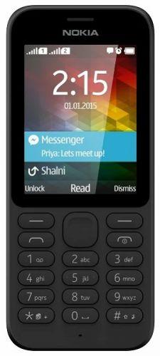 Мобильный телефон Nokia 215 DS 16QENB01A01 black мобильный телефон nokia 215 ds 16qenb01a01 black