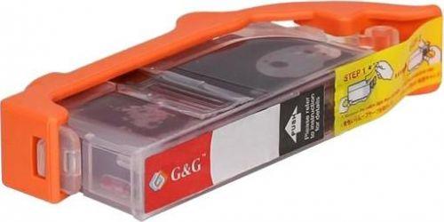 Картридж струйный G&G NC-CLI-451-XLY желтый для Canon Pixma MG5440/6340 IP7240