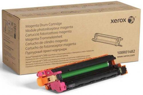 Фотобарабан Xerox 108R01482 пурпурный (40K) XEROX VL C500/C505