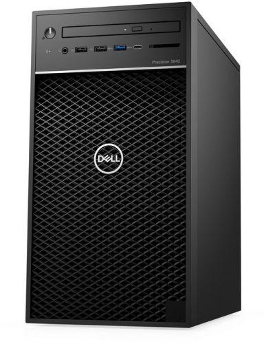 Фото - Компьютер Dell Precision 3640 MT 3640-7106 i7-10700/16GB DDR4/512GB SSD/Nv Quadro P1000 (4GB DDR5)/TPM/Win10Pro компьютер dell precision 3440 sff i7 10700 16gb 512gb ssd intel uhd 630 sd tpm dp win10pro