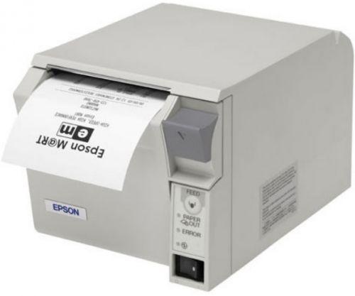 Принтер Epson TM-T70II (023A0) Serial + Built-in USB, PS, ECW, EU