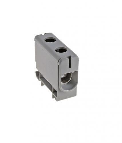 Клемма EKF plc-kvs-16-50-gray силовая вводная КСВ 16-50кв.мм, серая