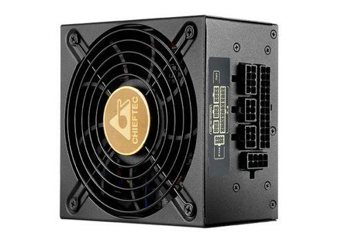 Блок питания SFX Chieftec SFX-500GD-C (500W, SFX, Active PFC, ATX 2.3, 120mm fan, 80 PLUS gold, Full Cable Management) Retail блок питания chieftec sfx 350bs 350w